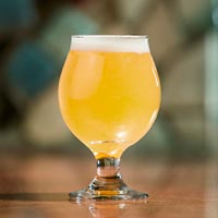 Captain Neon's Mango Hazy Double IPA