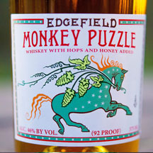Monkey Puzzle Whiskey