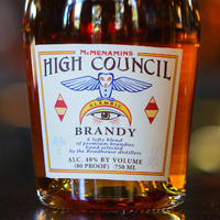 High Council Brandy
