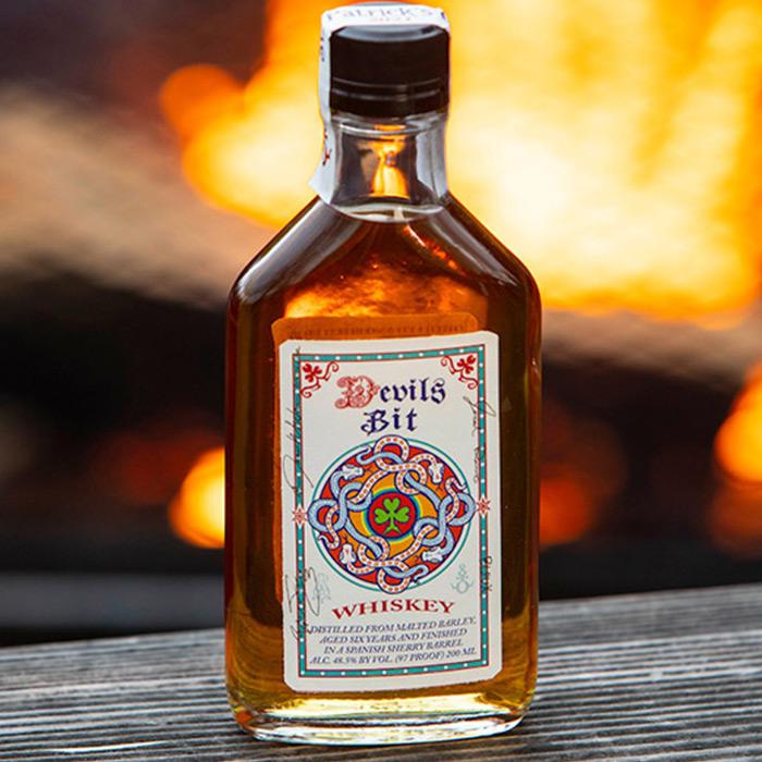 Devils Bit Whiskey | Edgefield