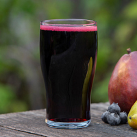 Concurrant Blackcurrant Pear Cider