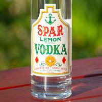 Spar Lemon Flavored Vodka