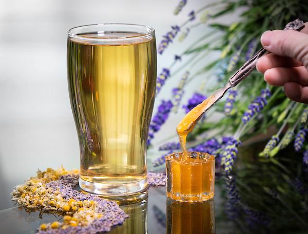 Lavender Elixir Cider