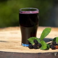 Blackberry Cider