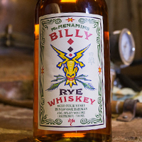 Billy Rye Whiskey *NEW