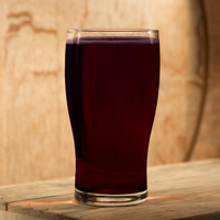 Blueberry Peach Cider