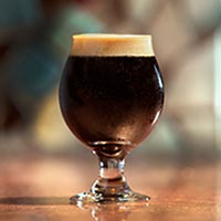 Iron Heart: Cherry Chocolate Coffee Stout