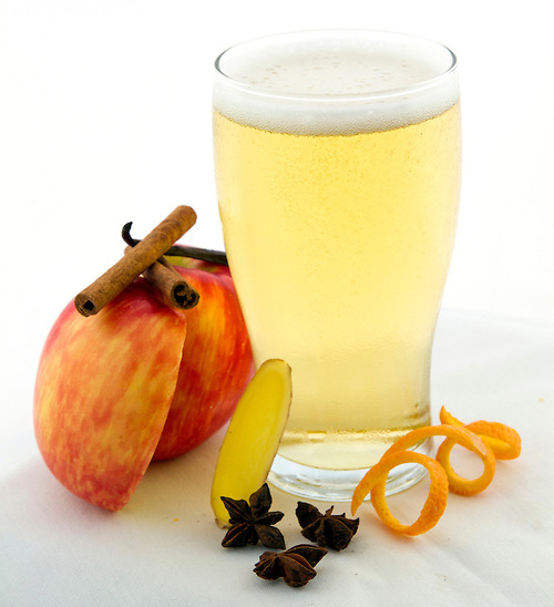 Lemon Spice And Everything Nice Cider